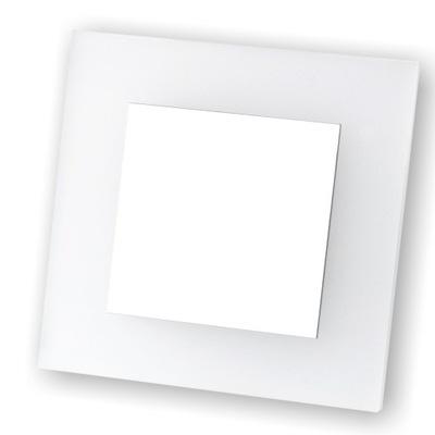 instagram лестничные светильник подъезд LED Q30 Белый