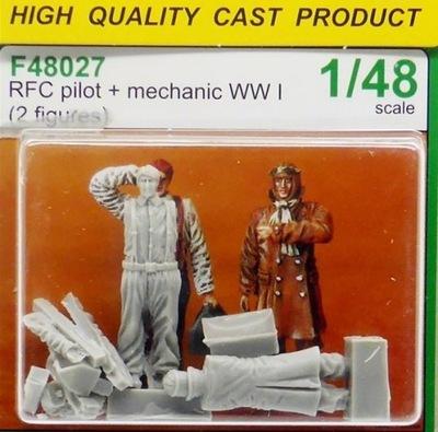 ??? F48027 RFC пульт + Mechanic ВВ И 1 :48 24 ЧАСА
