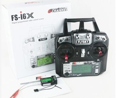 FlySky FS i6X Аппаратура 10CH + приемник FS iA10B