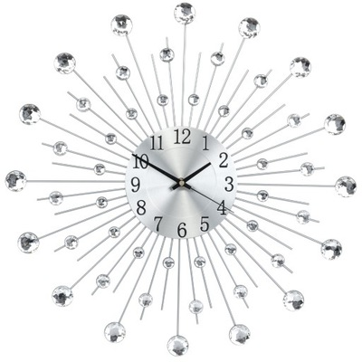часы instagram Стильный 50СМ CRISTAL Diamond