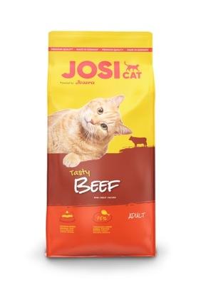 Josera JOSICAT корм для кошек с говядиной 10кг