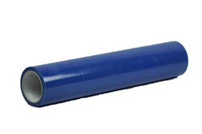 пленка защитные самоклеющаяся синяя 50cm x75m В