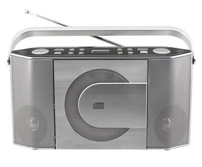 Soundmaster RCD1750SI Radio CD Zegar