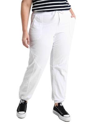 dopasowywac białe spodnie we śnie