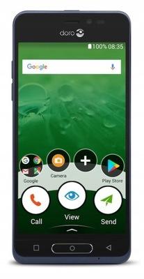 Smartfon dla Seniora Doro 8035 5'' LTE HAC SOS