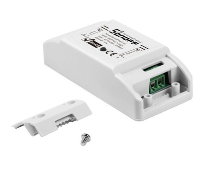 Sonoff Basic Wi-fi реле переключатель Выключатель