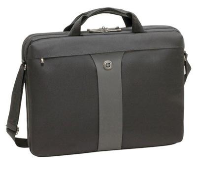 WENGER Slim Legacy torba na laptopa 17 czarna