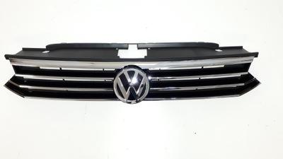 НОВАЯ РЕШЕТКА РЕШЕТКА РАДИАТОРА VW PASSAT B8 14-19 ХРОМ