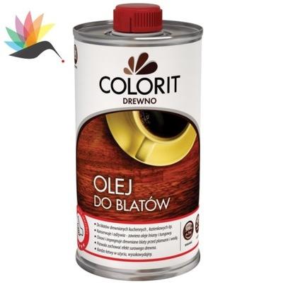 Olej Do Blatów Colorit 0,5 l