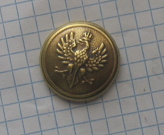 пуговица пуговицы легионерским большие 1917?. 25 (2 )