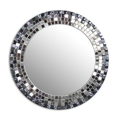 УКРАШЕННЫЕ зеркало  Круглые fi 60 см ручная работа