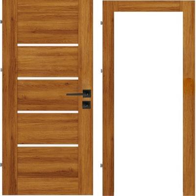 двери ?????????? комплект трехполосная коробка FLOS