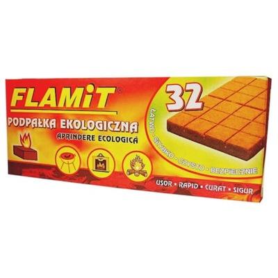 распалка экологическая FLAMIT Гриль камин 32 кост.