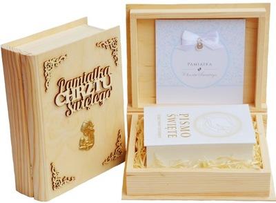 Darček pre Krst Svätý Krst od Kmotra List