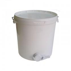 Kapacita pre MED s ventil 17,7 L odstojnik vedierko