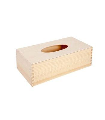 салфетница деревянный zasuwany наивысшее качество - Сосна