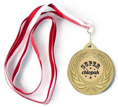 Medal IDEALNY prezent na DZIEŃ CHŁOPAKA SZKOŁA