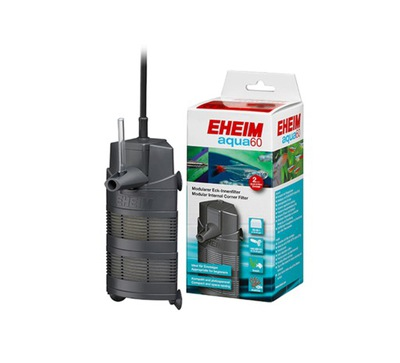 Eheim Аква 60 - твердый фильтр Угловой - 30 -60л .