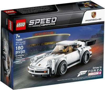 LEGO RÝCHLOSŤ MAJSTROV Porsche 911 Turbo 1974 75895