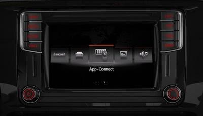 НАВИГАЦИЯ DISCOVER MEDIA VW SKODA SEAT APP CONNECT