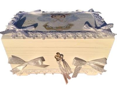 RAKVA box s kľúčovými Sviatosť Krstu