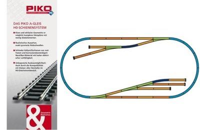 Piko  -Gleis комплект Траекторий Модельных ?+ D 55330