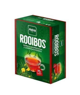 чай Astra чай Ройбуш Ex75 сумок