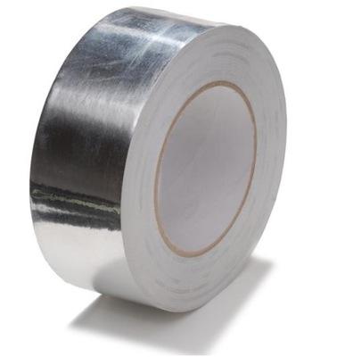 лента алюминиевая Гладкая Изоляционная крепкая 48мм/45м