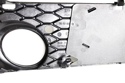решеточка бампера туманки audi a4 b6 sline правая, фото 5