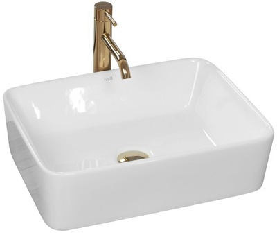 Umywalka Ceramiczna Nablatowa ANITA N - REA