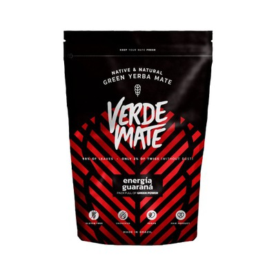 Yerba Verde Mate green Энергия Гуарана Ноль ,5 кг 500 г