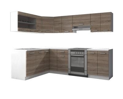комплект кухонной мебели Оксфорд Угловой - *