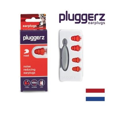 4 заглушки на мотоцикл в комплекте 23dB Pluggerz, фото