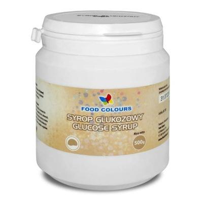 Food Colours сироп glukozowy, глюкоза 500?