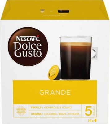 капсулы Nescafe Dolce Gusto Grande кофе 16 штук