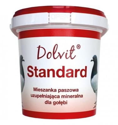 Дольфос Dolvit Стандарт - 1кг для голубей (ведро )