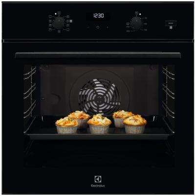 Черный печь паровой Electrolux EOD5C50Z Steam