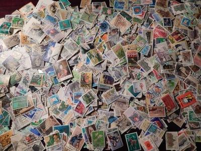 Zestaw Znaczków Japonia 100 szt Zbiór C