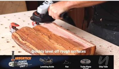 фрезерный станок плоских поверхностей ??? древесины arbortech