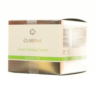 Clarena Sensi Calming Cream 50ml krem ochronny