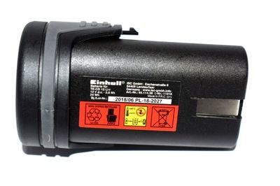 Batéria 12 V Einhell TE-CD 12 v Li-12 Li-2Ah