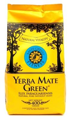Yerba Mate green ФИТНЕС-400г Despalada с травами