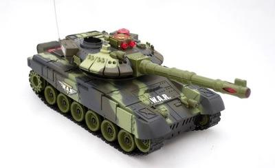 Танк с дистанционным управлением RC War Tank