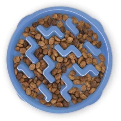 миска коврик ЗАМЕДЛЯЮЩАЯ еда собаки WĘCHOWA