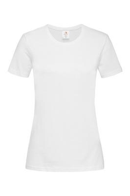 STEDMAN koszulka biała T- shirt 155g. Bawełna XL