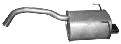 FIAT 500 1.2i - TŁUMIK KOŃCOWY 07.39 OZDOBNA KOŃCÓ