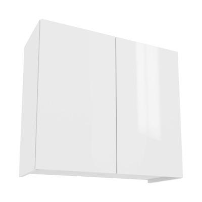 Кухня Кампари шкаф верхний W6/72 P+Л блеск