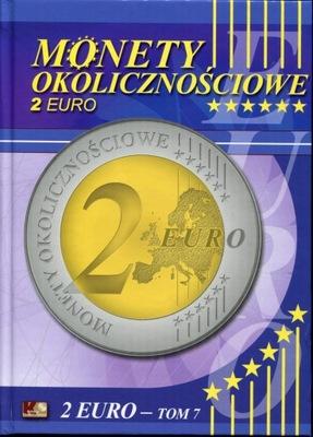 АЛЬБОМ Монеты МЕРОПРИЯТИЯ 2 Евро ТОМ 7