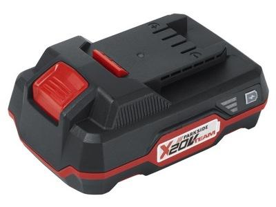 Batérie PARKSIDE 2Ah X 20 V TÍME