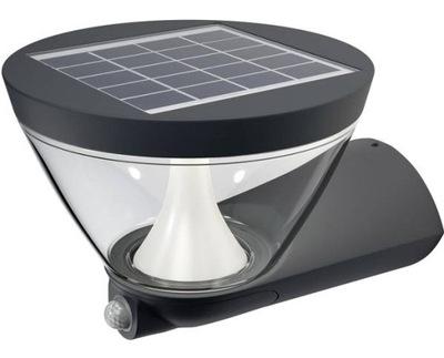 Svietidlo Osram LED Nástenné svietidlá s externým solárnym ENDURA